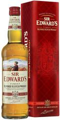 Sir Edward´s Blended Scotch Whisky 70cl, 40%, dárkové balení