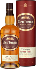 Glen Turner Single Malt Scotch Whisky 70cl, 40%, dárkové balení