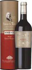 Bordeaux AOC French Tom Rouge 0,75L , dárkové balení
