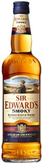 Sir Edward´s Smoky Blended Scotch Whisky 70cl, 40%