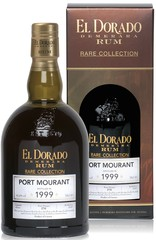 El Dorado Rum Port Mourant 1999 Rare Collection 70cl, 61,4%