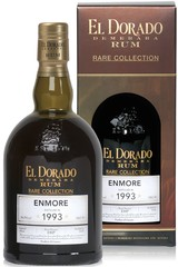 El Dorado Rum Enmore 1993 Rare Collection 70cl, 56,5%