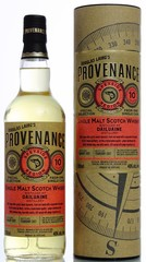 Provenance Dailuaine 10 YO Single Malt Scotch Whisky 70cl, 46%, dárkové balení