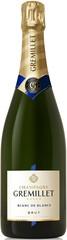 Champagne Gremillet Brut Blanc de Blancs 0,75L