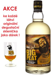 Big Peat Blended Malt Scotch Whisky 70cl, 46%