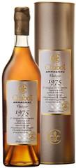 Armagnac Chabot Vintage 1975, 70cl, 40%, dárkové balení