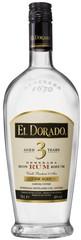 El Dorado Rum 3 YO 70cl, 40%