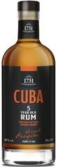 1731 Fine&Rare Cuba Rum 5 YO 70cl, 46%