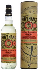 Provenance Glen Moray 8 YO Single Malt Scotch Whisky 70cl, 46%, dárkové balení