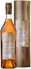 Armagnac Chabot Vintage 1978, 70cl, 40%, dárkové balení