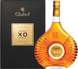 Armagnac Chabot XO Superior 70cl, 40%, dárkové balení
