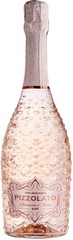 Pizzolato Sparkling Rosé Extra Dry Organic M-USE 0,75L