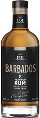 1731 Barbados Rum 8 YO 70cl, 46%