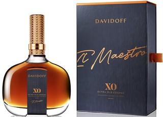 Cognac Davidoff XO, 70cl, 40%, dárkové balení