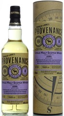 Provenance Jura 8 YO Single Malt Scotch Whisky 70cl, 46%, dárkové balení