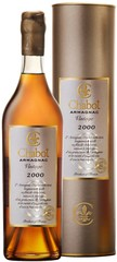 Armagnac Chabot Vintage 2000, 70cl, 40%, dárkové balení