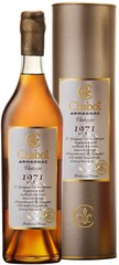 Armagnac Chabot Vintage 1971, 70cl, 40%, dárkové balení