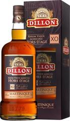 Dillon Rhum Vieux Hors d´Age XO,dárk.balení 70cl, 43%