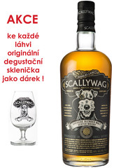 Scallywag Blended Malt Scotch Whisky 70cl, 46%
