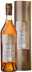 Armagnac Chabot Vintage 1963, 70cl, 40%, dárkové balení