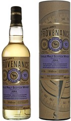 Provenance Jura 10 YO Single Malt Scotch Whisky 70cl, 46%, dárkové balení